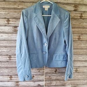 NWT Nine West Corduroy Blazer Size 10